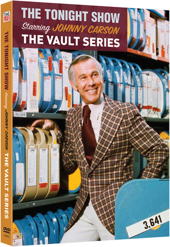 The Tonight Show Starring Johnny Carson: The Vault Series by Weades Moines Video