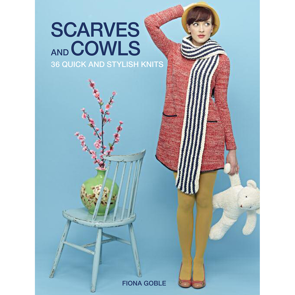 Cico Books-Scarves & Cowls-36 Quick & Stylish Knits, Pk 1, Cico