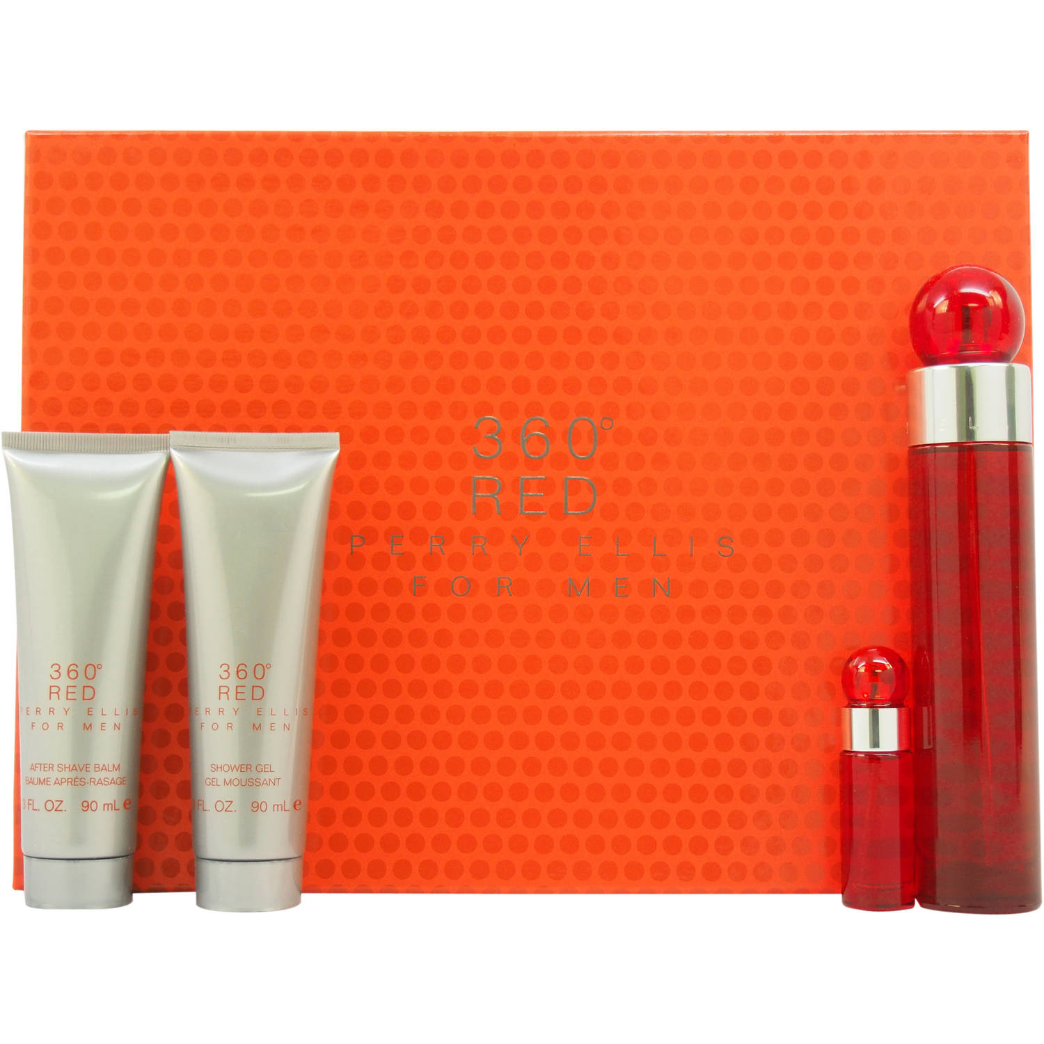 Perry Ellis 360 Red Gift Set