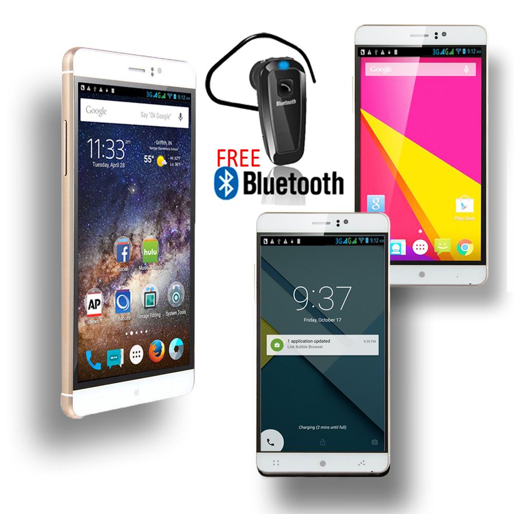 "inDigi Factory Unlocked 3G 6"" DualSim SmartPhone Android ..."
