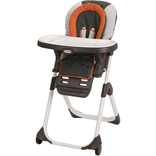 Graco DuoDiner LX High Chair, Tangerine