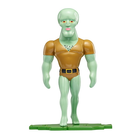 SpongeBob SquarePants - Masterpiece Memes Collection - Handsome Squidward (EXCLUSIVE EYES OPEN)
