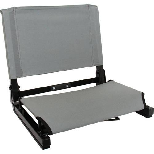 Threadart Folding Stadium Chair Bleacher Seat