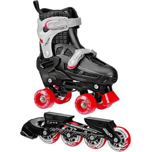 Roller Derby Falcon Boy's Inline/Roller Combo skate