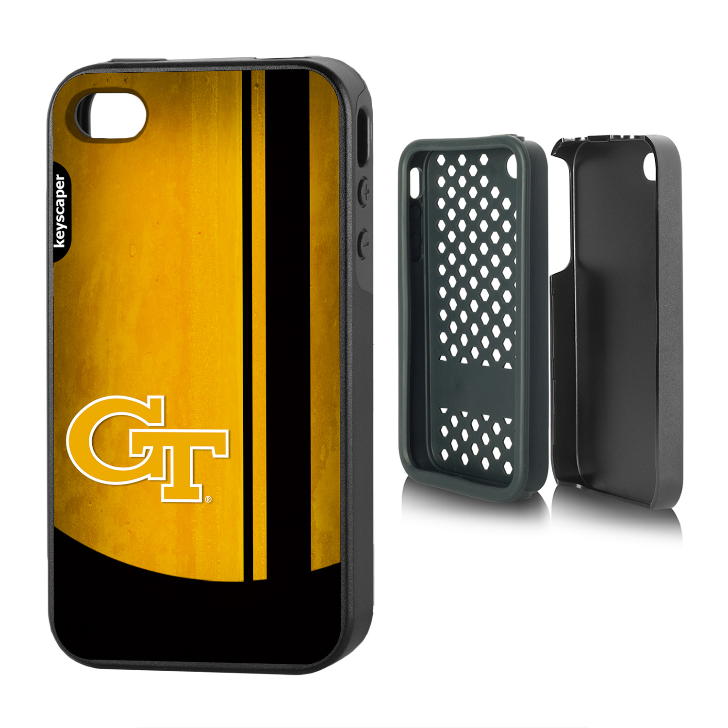 Georgia Tech iPhone 4 and 4s Rugged Case NCAA