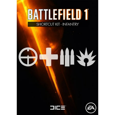 Electronic Arts 041477 Battlefield 1 Shortcut Kit Infantry ESD (Digital - Office Shortcuts