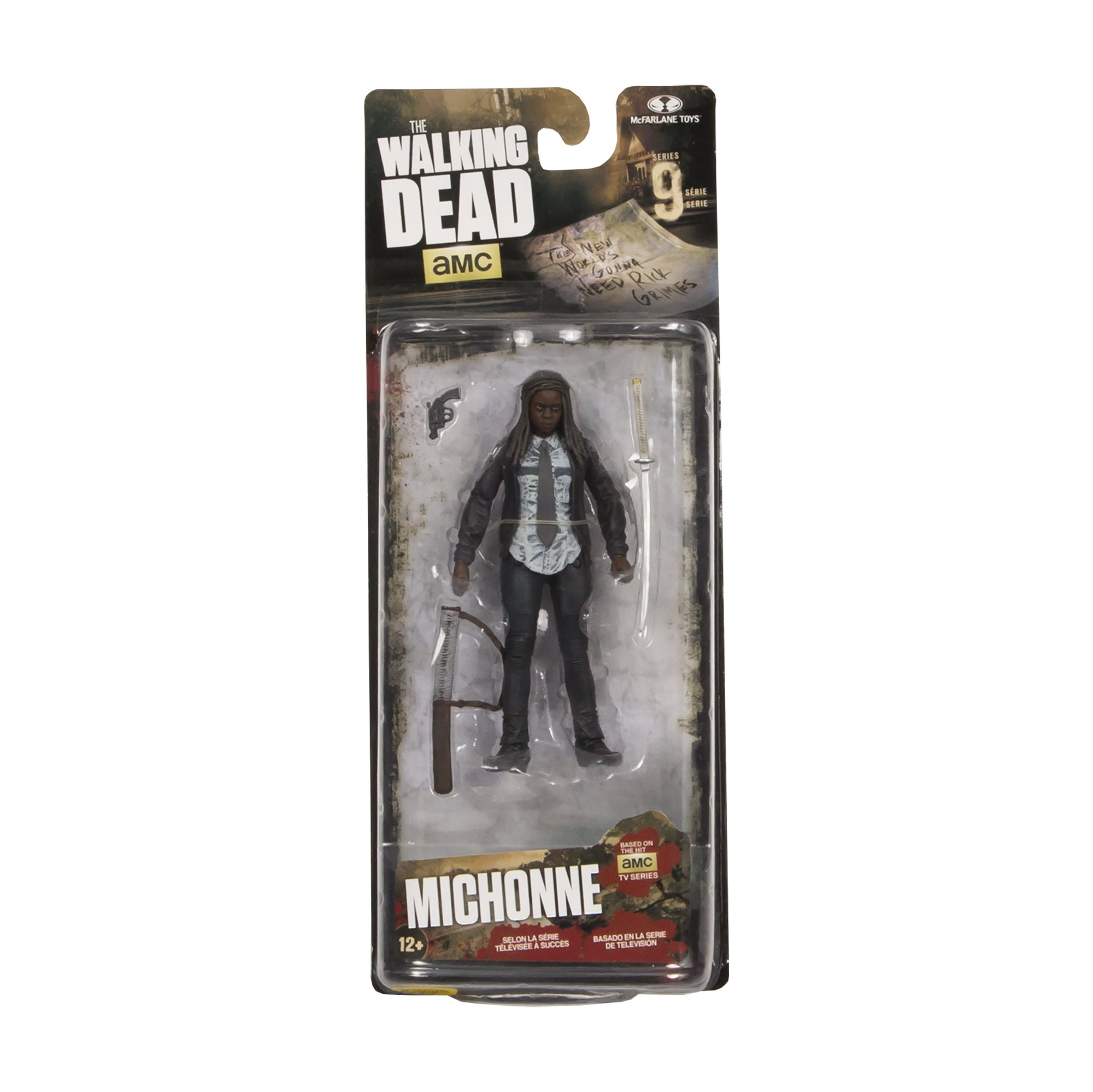 Mcf-the Walking Dead Tv Series 9 Constable Michonne [6 Inch Figure] (TMP International Inc)