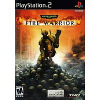Warhammer 40000 Fire Warrior - Playstation 2(Refurbished)