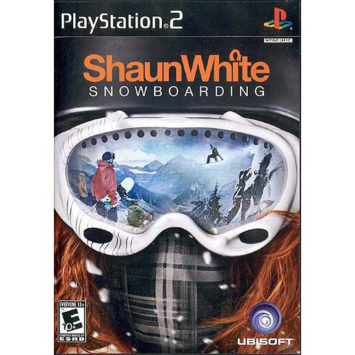 Shaun White Snowboarding (PS2) - Pre-Owned