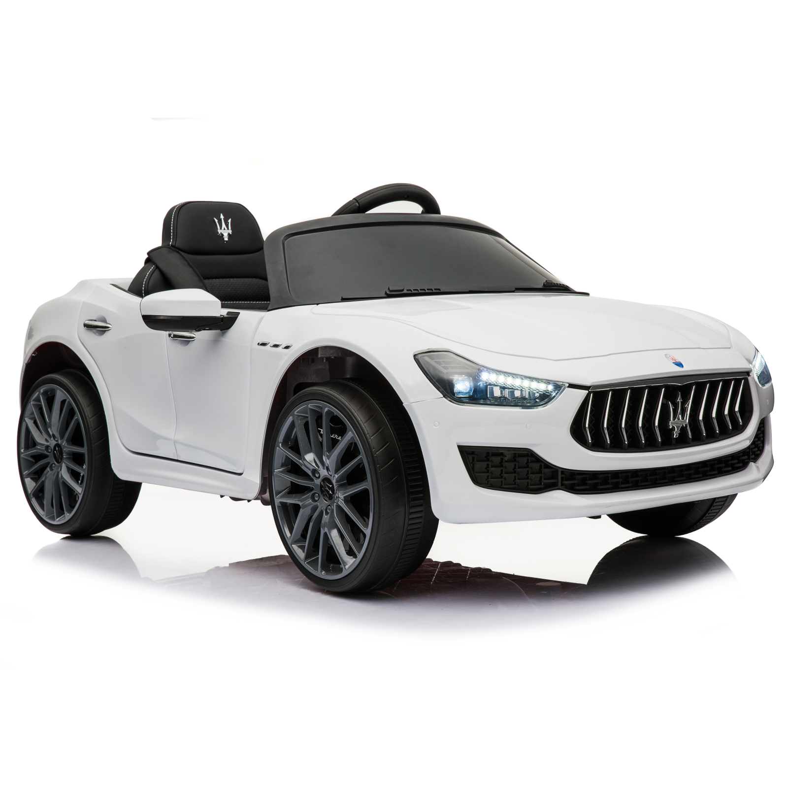 Kidplay Licensed Maserati Ghibli Kids Ride On Car 12v