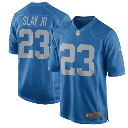 Darius Slay Jr Detroit Lions Nike Throwback Game Jersey - Blue