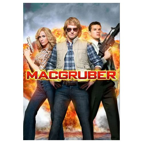 MacGruber (Theatrical) (2010)