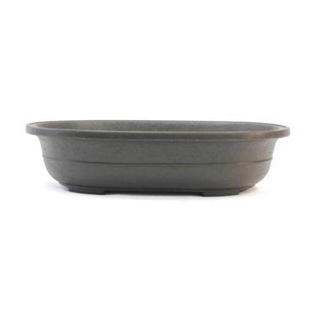 Oval Mica Bonsai Training Pot - OVA Series OVA-14