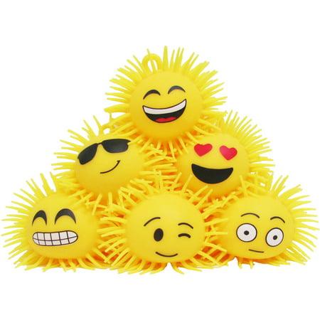 Emoji Flashing Yo-Yo Balls (Ball Emoji)