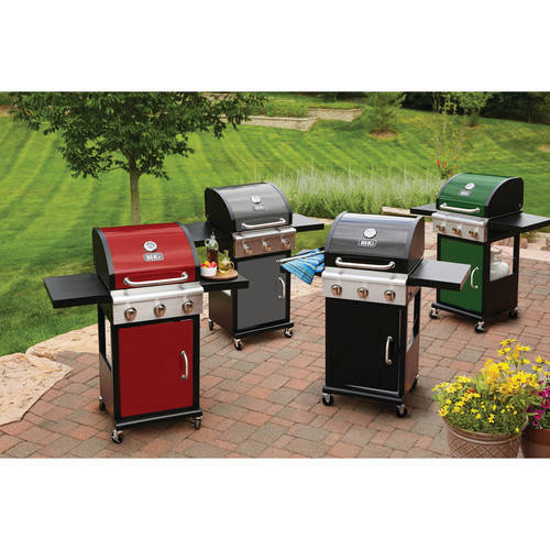 Better Gardens And Homes 3 Burner Gas Grill