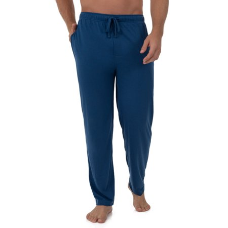 Fruit of the Loom Big Men's Breathable Mesh Knit Sleep Pant - Onesies For Tall Men
