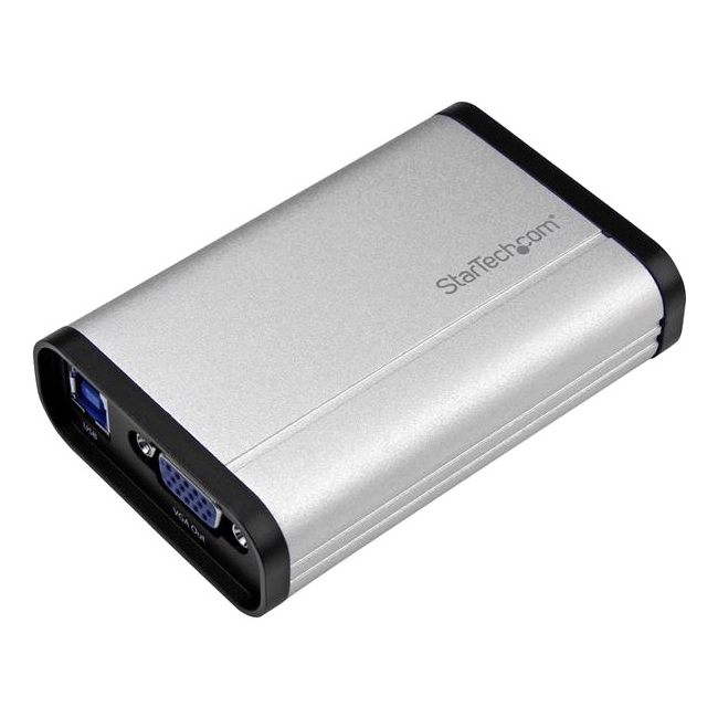 StarTech USB 3.0 Capture Device for High-Performance VGA Video