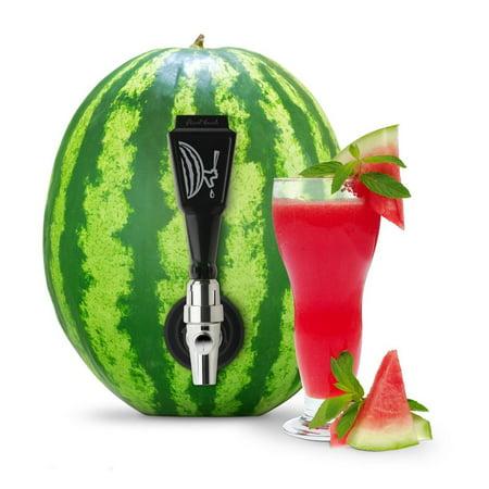 Final Touch Black Watermelon Keg Tapping Kit - Keg Tap Parts