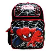 Backpack - Marvel - Spiderman Web Black New A05768