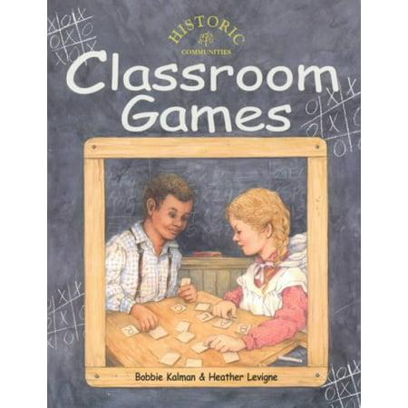 Classroom Games (Historic Communities)