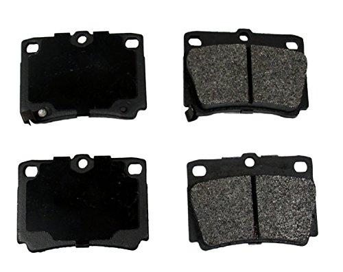 Monroe FX980 ProSolution Semi-Metallic Brake Pad