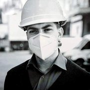10 pcs face shield masks covering protector 5 layers