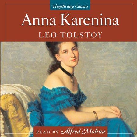 Anna Karenina - Audiobook (Best Anna Karenina Audiobook)