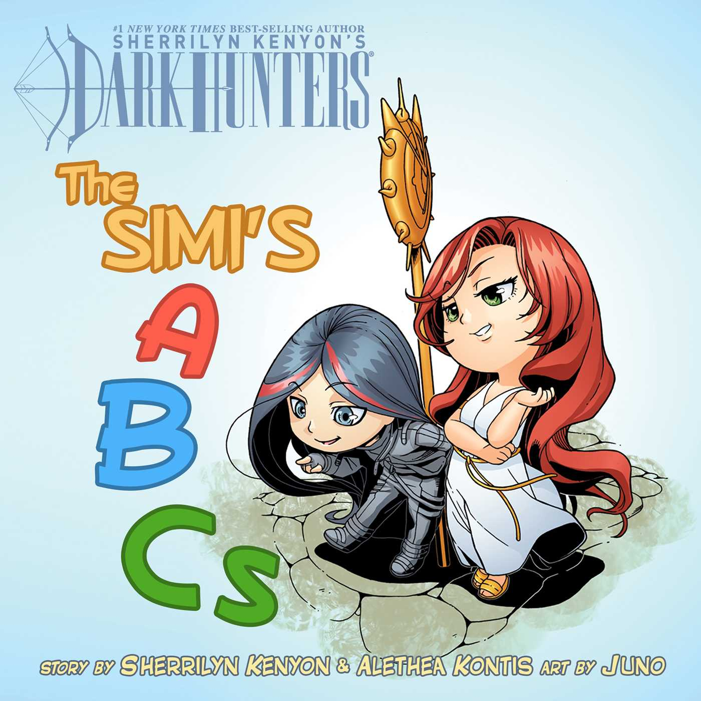 The Simi's ABCs (Hardcover)