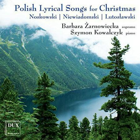 Polish Lyrical Songs for Christmas ()