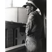 Henry Fonda on a Captains Hat Photo Print by Movie Star News/Globe Photos LLC