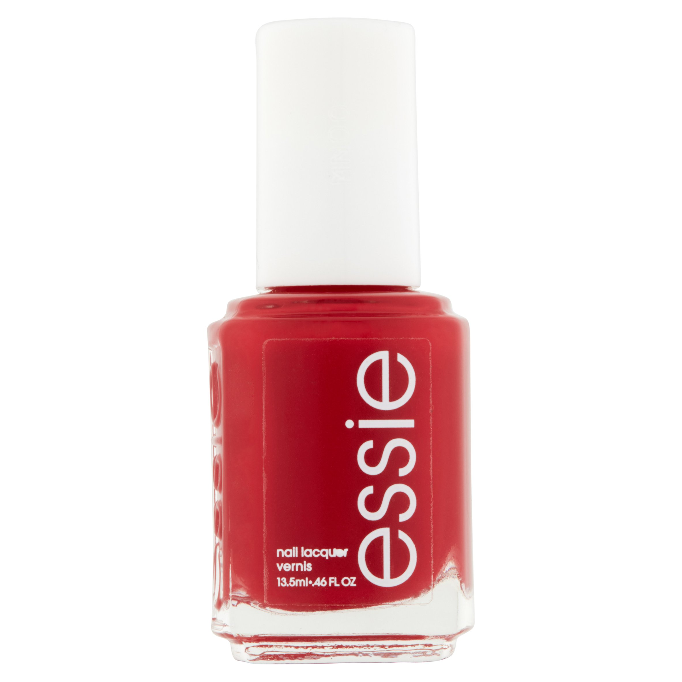 Essie Nail Polish (Reds) Really Red, 0.46 fl oz - Walmart.com
