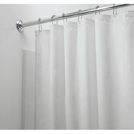 Mildew Resistant Fabric Shower Curtain