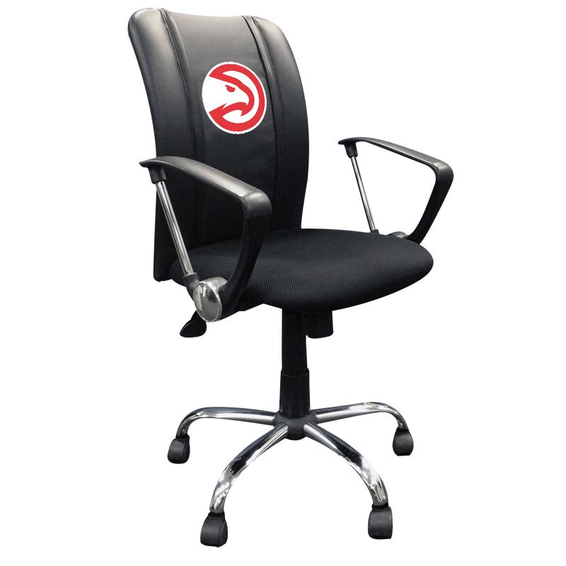 Atlanta Hawks NBA Curve Task Chair