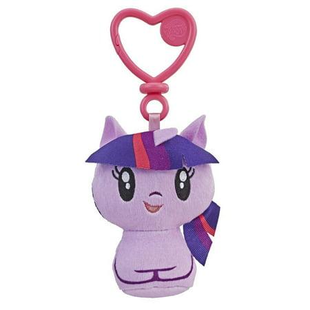 My Little Pony Cutie Mark Crew Twilight Sparkle Pony Plush Clip - Twilight Sparkle Plush