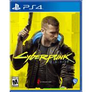 Cyberpunk 2077, Warner Bros, PlayStation 4