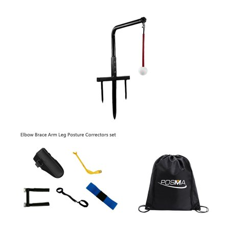 POSMA ST080A Metal Golf Swing Trainer Club Champ Swing Groover Gift (Electronic Swing Groover)
