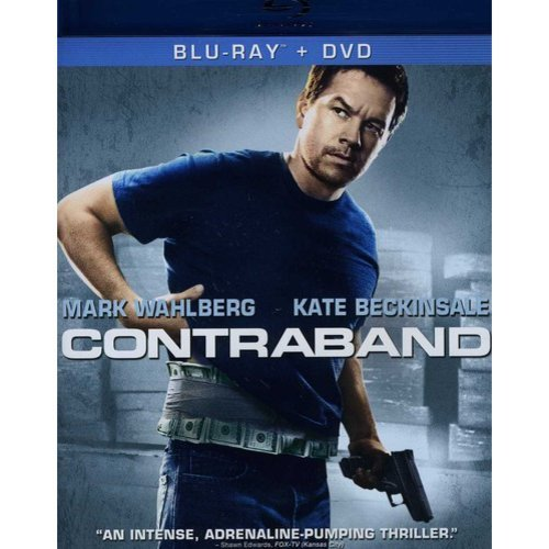 Contraband (Blu-ray   DVD) (With INSTAWATCH) (Widescreen)