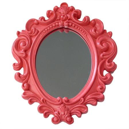 Farallon Pink Vanity Mirror