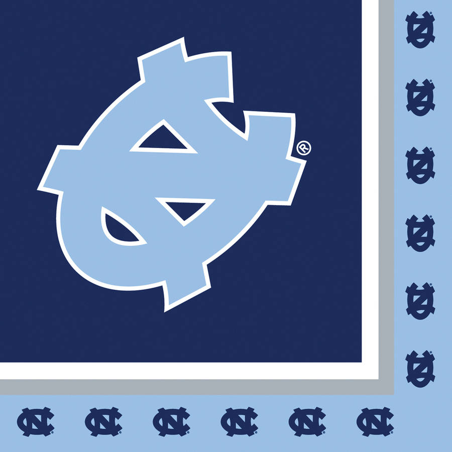 North Carolina Tar Heels Napkins, 20-Pack