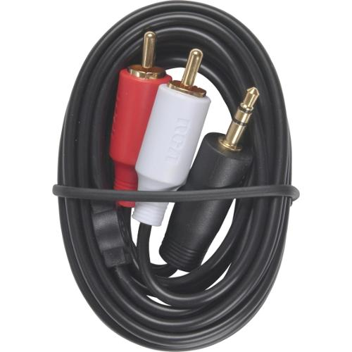 RCA AH205N Stereo Audio Cable Adapter