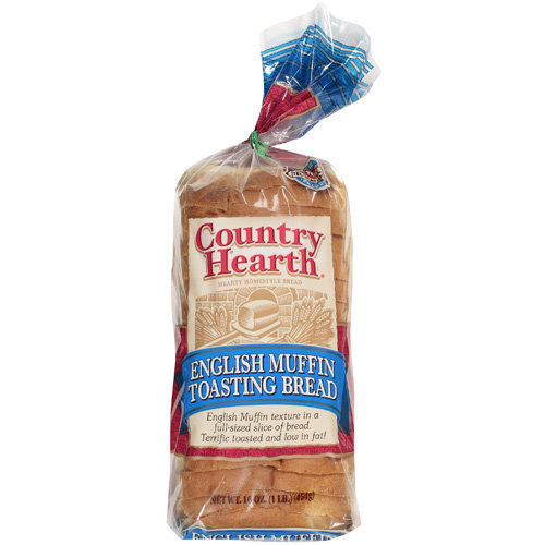 Country Hearth English Muffin Toasting Bread, 16 oz