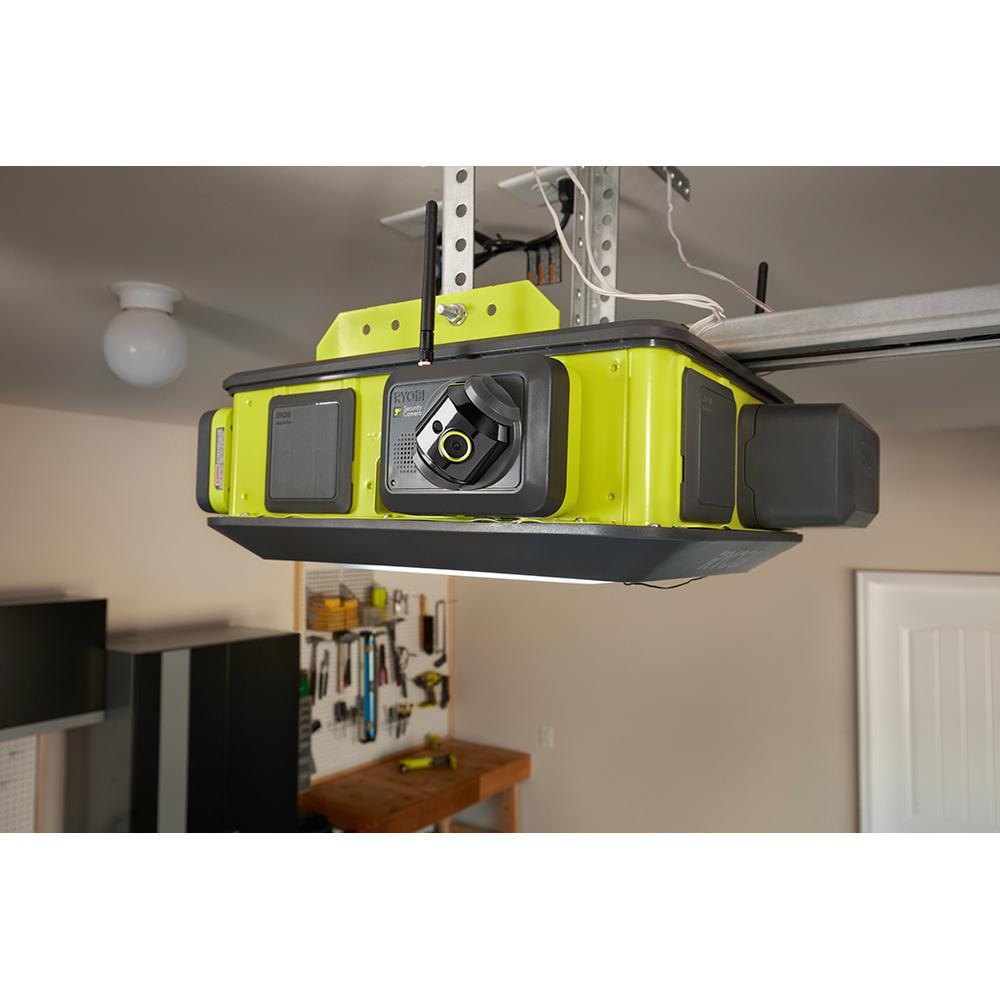 Garage Door Opener Alarm System Garage Door Ideas