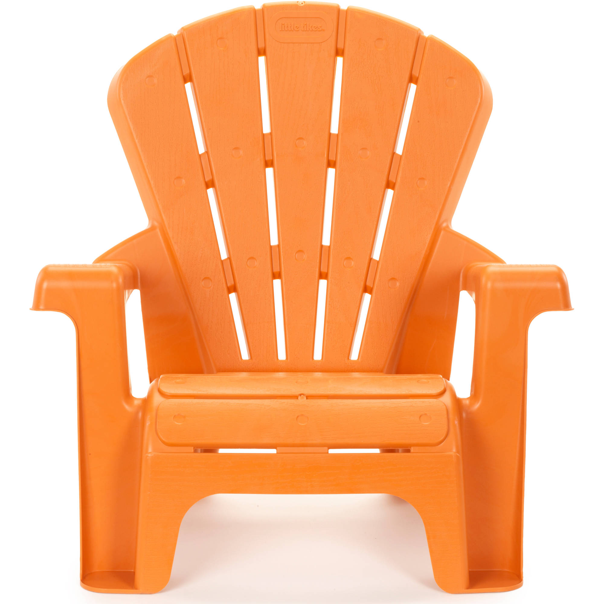 Little Tikes Garden Chair Orange Walmart