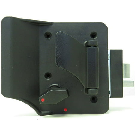 Ap Products 013 520 Black Replacement Standard Rv Entry Door Lock