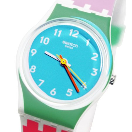 Swatch DE TRAVERS Ladies Watch LW146 ()