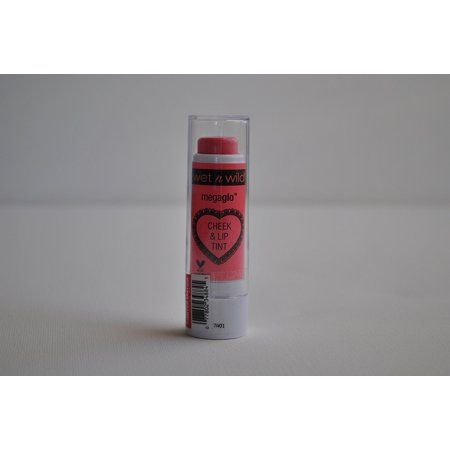 Limited Edition Megaglo Cheek & Lip Tint - 34884 Kiss Me If You Can, Limited Edition By Wet n Wild From (Wet N Wild Ultimate Sheer Tinted Moisturizer Natural)