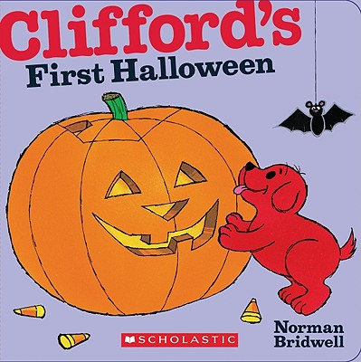 Cliffords 1st Halloween (Board Book)