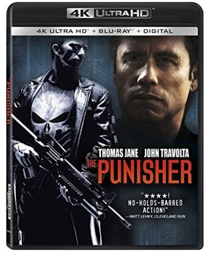 The Punisher 4K + Blu-ray + Digital