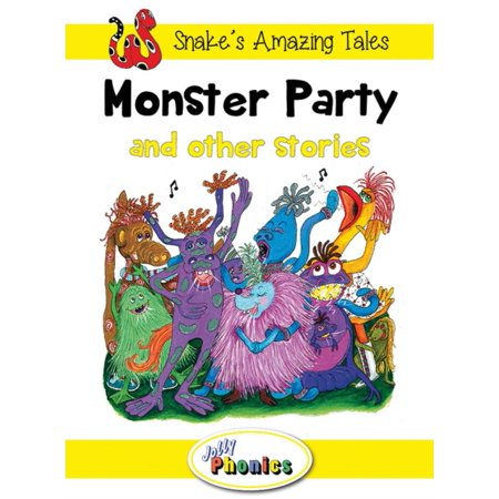 Jolly Phonics  In Precursive Letters  Be   Snakes Amazing Tales   Paperback