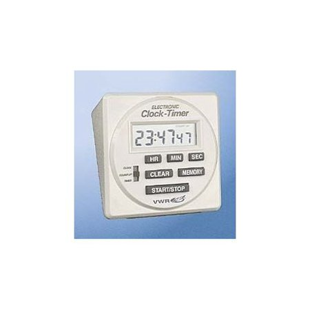 Control Company Lab-Top Timer Vwr Timer Traceable LAB-TOP